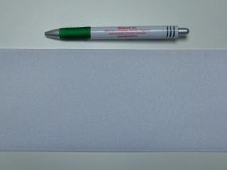 Varrható tépőzár, csak a puha fele,10 cm széles, fehér (9485)