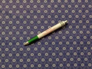 Kékfestő jellegű vászon, szirmos virágos (9545)
