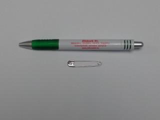 Biztosítótű, 40 mm (9596)