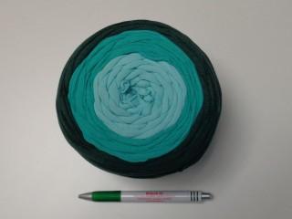 Pólófonal, zöld (9620)