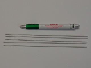 Kesztyűkötőtű, 2 mm-es (9641)