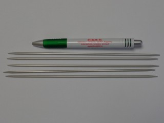 Zoknikötőtű, 3 mm-es (9642)