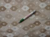 Loneta, drapp rombuszos, kerti bútor vászon (9677)