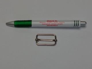 Mozgó-csúszó fémkellék, 30 mm (9765)