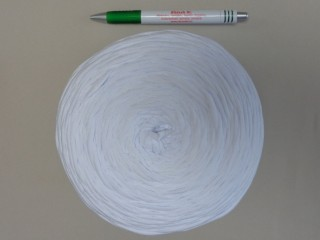 Pólófonal, fehér (9821)
