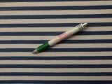 Loneta kerti bútor vászon, kék-fehér csíkos (9919)