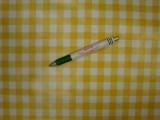 Viaszos vászon, sárga-fehér kockás (10096)