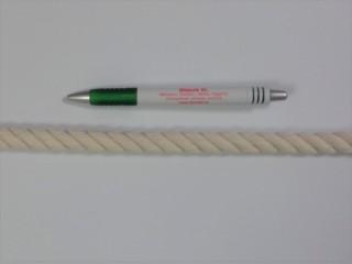 Táskafül kötél, sodrott, nyers (10123)