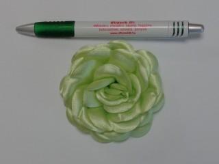 Szatén rózsa, nagy, almazöld (10140)