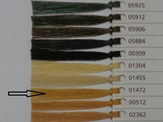 Astra cérna, mustársárga, 1000 m, 120-as vastagságú (10231-1472)