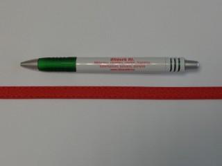 Műbőr pánt táskára, piros (10270)