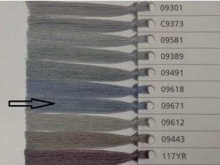 Astra cérna, közép szürke, 1000 m, 120-as vastagságú (10393-9671)