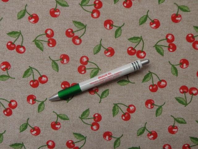 Loneta, cseresznyés, kerti bútor vászon (10821)