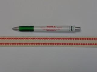 Redőny gurtni, 23 mm (10589)