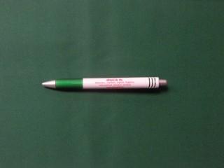 Munkaruha vászon, zöld, 100% pamut (10700)