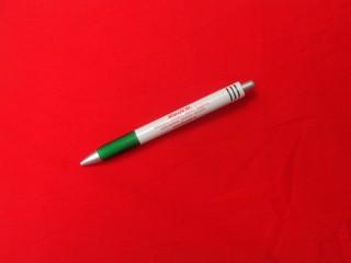 Sztreccs vászon twill, piros (10883)
