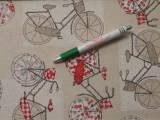 Loneta, biciklis kerti bútor vászon (10926)