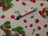 Loneta, epres, cseresznyés kerti bútor vászon (10953)