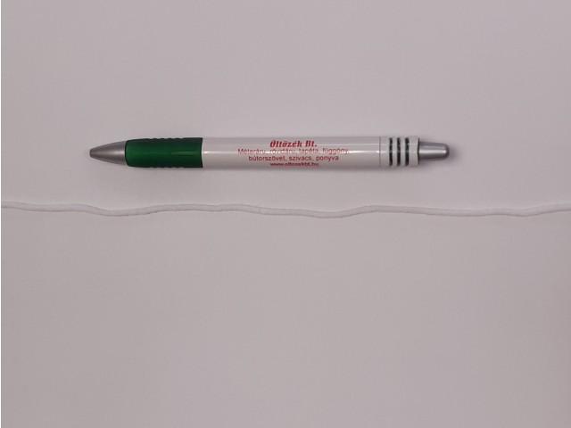 Arcmaszk-szájmaszk gumi, fehér, 2 mm átmérőjű (11002)