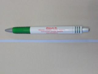 0,5 cm-es gumiszalag, fehér (11004)