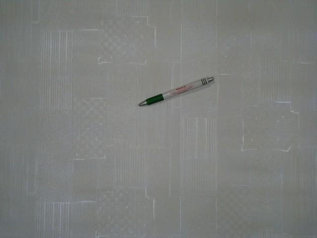 Viaszos vászon, damaszt mintás,kockás-vonalkázott, törtfehér (11045)