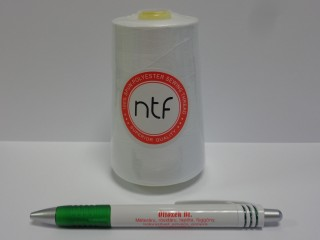 NTF cérna, 5000 yard-os, fehér, 120-as vastagságú (11560)