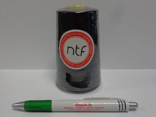 NTF cérna, 5000 yard-os, fekete, 120-as vastagságú (11561)