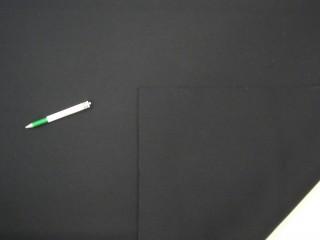 Neoprén, 3 mm vastag, fekete színben - ami melegen tart!  (11639)