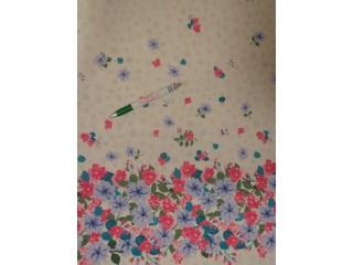 Loneta, bordűrös kerti bútor vászon (11693)