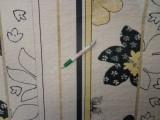 Virágos kreppvászon (11932)