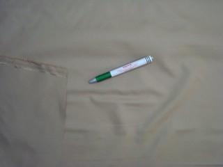 Vízálló, könnyű, nagy szakítószilárdságú ponyva jellegű, drapp (11987-894)