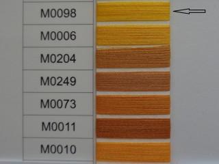 Moon cérna, sárga, 1000y, 120-as vastagságú dobozos kiszerelésben (12247-098)