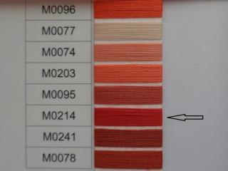 Moon cérna, piros, 1000y, 120-as vastagságú dobozos kiszerelésben (12251-214)