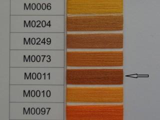 Moon cérna, terrakotta, 1000y, 120-as dobozos kiszerelésben (12257-011)