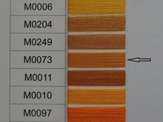 Moon cérna, mustár, 1000y, 120-as vastagságú dobozos kiszerelésben (12266-073)