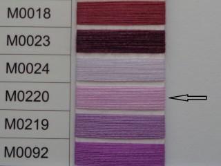 Moon cérna, rózsaszín, 1000y, 120-as vastagságú dobozos kiszerelésben (12290-220)