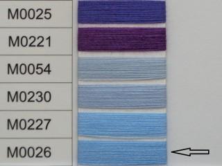 Moon cérna, v.kék, 1000y, 120-as vastagságú dobozos kiszerelésben (12300-026)