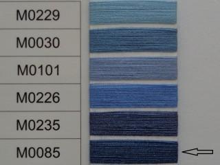 Moon cérna, kék, 1000y, 120-as vastagságú dobozos kiszerelésben (12302-085)