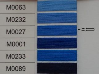 Moon cérna, kék, 1000y, 120-as vastagságú dobozos kiszerelésben (12303-027)