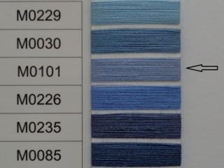 Moon cérna, kék, 1000y, 120-as vastagságú dobozos kiszerelésben (12306-101)