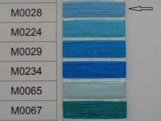 Moon cérna, kék, 1000y, 120-as vastagságú dobozos kiszerelésben (12307-028)