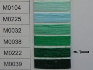 Moon cérna, zöld, 1000y, 120-as vastagságú dobozos kiszerelésben (12315-222)