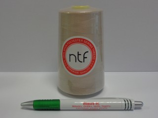 NTF cérna, 5000 yard-os, közép drapp, 120-as vastagságú (12377-863)