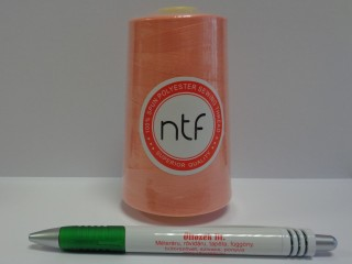 NTF cérna, 5000 yard-os, világos lazac, 120-as vastagságú (12380-540)