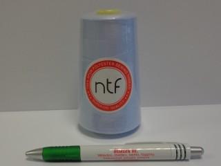 NTF cérna, 5000 yard-os, világos kék, 120-as vastagságú (12382-808)