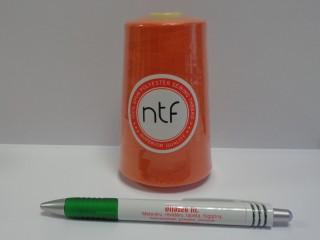 NTF cérna, 5000 yard-os, narancs, 120-as vastagságú (12385-525)