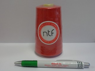 NTF cérna, 5000 yard-os, piros, 120-as vastagságú (12386-572)