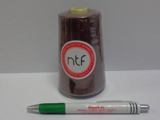 NTF cérna, 5000 yard-os, barna, 120-as vastagságú (12389-892)
