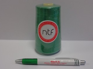 NTF cérna, 5000 yard-os, fűzöld, 120-as vastagságú (12390-627)