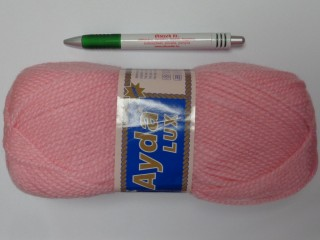 Ayda Lux fonal, világos rózsaszín (12664-215)